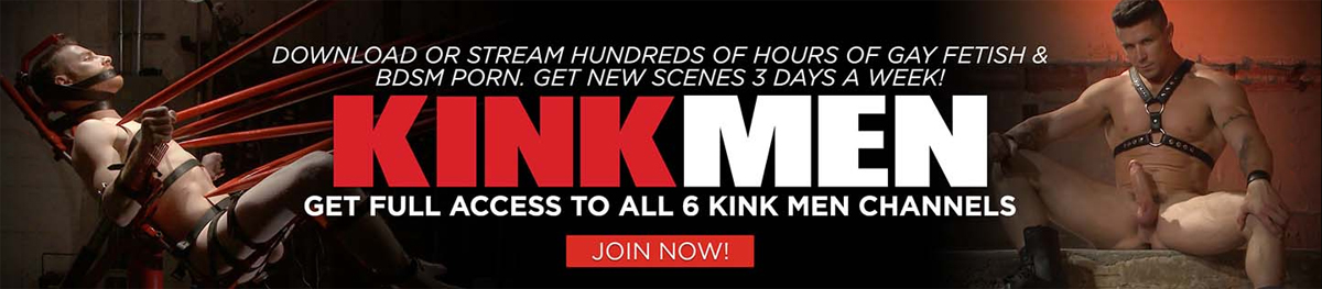 Kink Men BDSM porn
