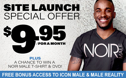 Noir Male introductory offer