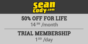 50% OFF at Sean Cody