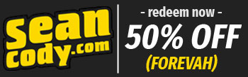 50% discount at MEN